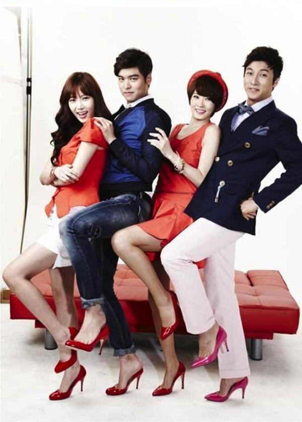 I Do I Do//Drama Coreen // 16 épisodes //Amour & comédie // 2012