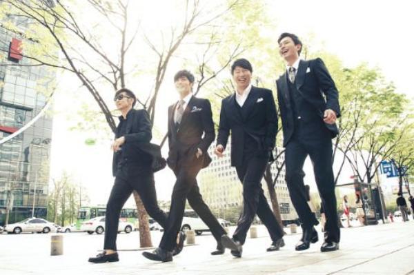Gentleman's Dignity//Drama Coreen // 20 épisodes //Amour & Comédie// 2012