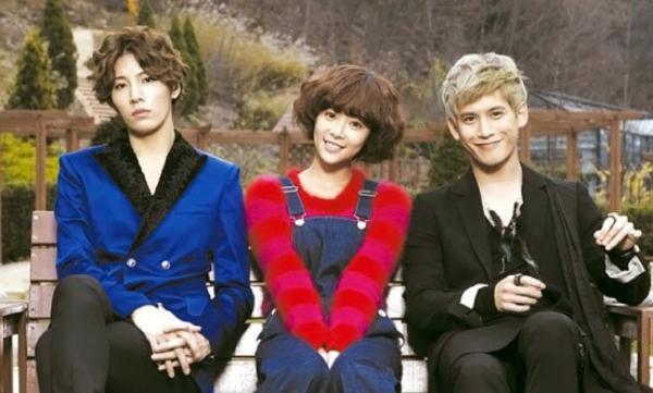 Full House // Drama Coreen // 16 épisodes? // Amour & comédie // 2012