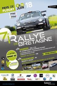 9 & 10 Juin 2018   7ème Rallye National de Bretagne (V.H.C, V.H.R.S, L.T.R.S)