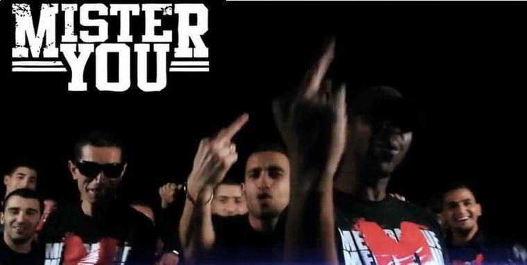 Mister You Dans Les Bacs 5/11/2012