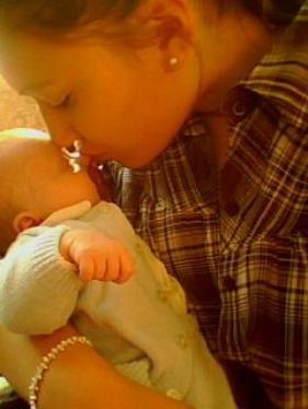 Mon bébé,, la plus belle à mes yeux.. 3 ans Bientôt (L)