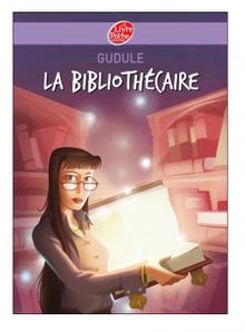 Gudule, La bibliothécaire