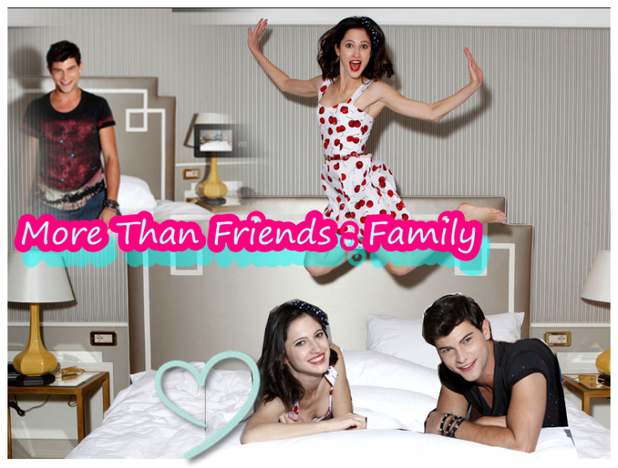 Chapter Four : More than Friends. ♥