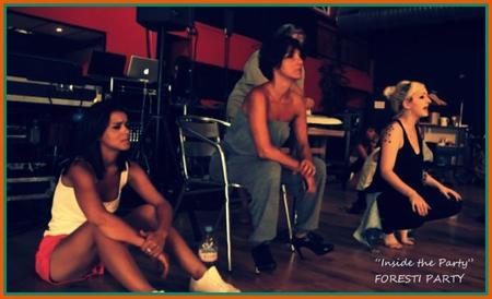 Sonia guest de la Foresti Party, DVD.
