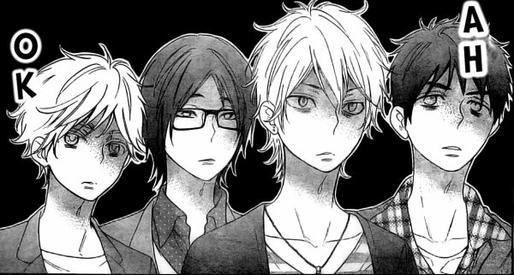 Watashi ga Motete Dousunda (Kiss Him Not Me!)
