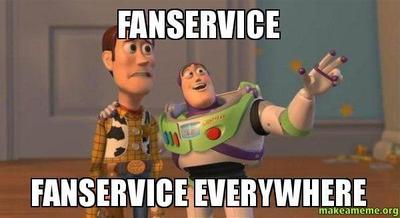 Qu'est-ce que le Hentai, Ecchi et le Fan service ?