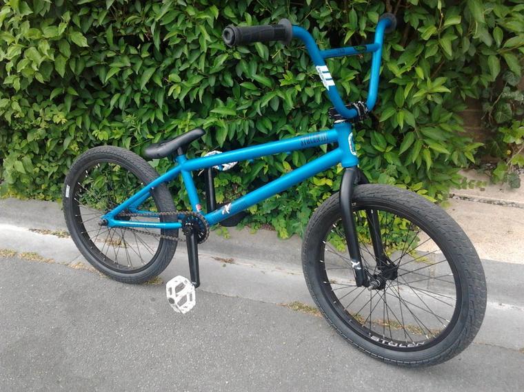 mon nouveau bike