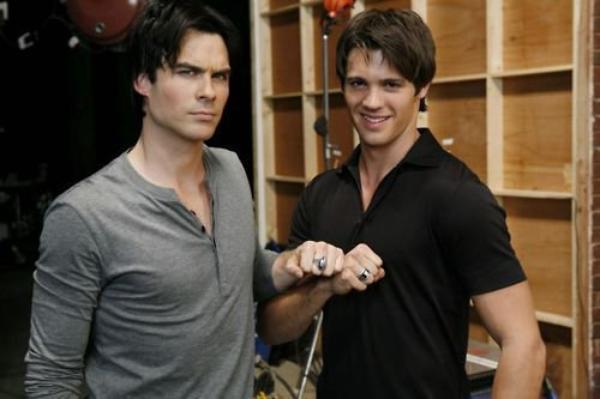 Citation n°1. The Vampire Diaries.