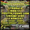 Le KONCEPT en concert pour le FESTIVAL STREET CULTURE le 04 SEPTEMBRE à partir de 20h, venez nombreux !!!!