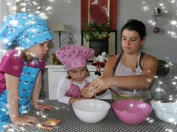 Jeudi 19 Juillet Cours De Cuisine Avec Ameline Grande Soeur D