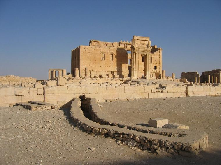 L'ONU confirme la destruction du temple de Baal à Palmyre
