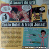 NeWs:Attaques haineuses : Tokio Hotel et les Jonas Brothers.