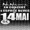 Concert à l'Espace Blues