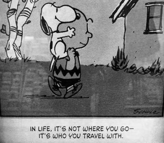 Petit univers de bonheur.