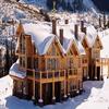 Résidence de luxe dans le Montana