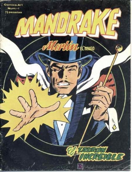 Mandrake le magicien