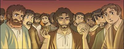 Le dernier repas de Jésus