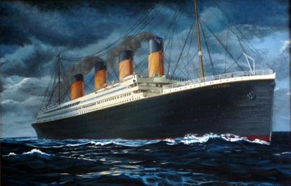 Le drame du Titanic