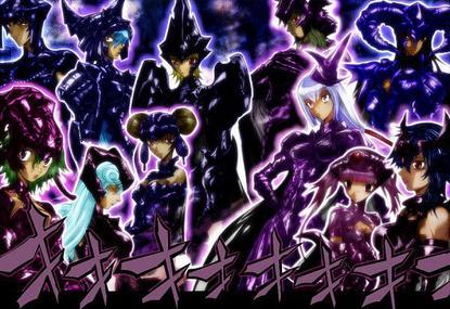 Les Titans, prédécesseurs des Olympiens