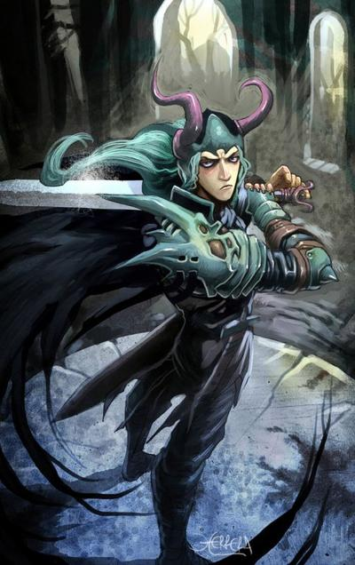 Loki, le feu destructeur