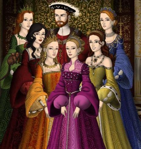 Henri VIII, la Barbe bleue anglaise
