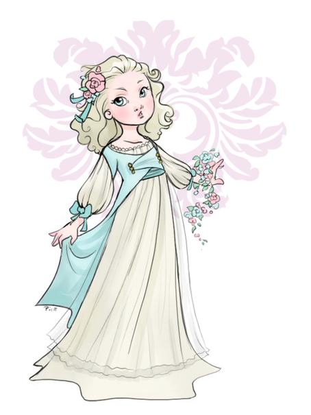 Madame Royale, égérie de la Restauration
