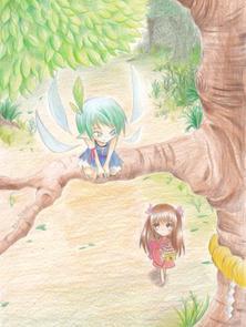 Les Kodama, figurations de l'écho des forêt