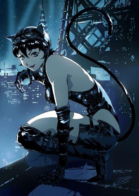 Catwoman, la voleuse à l'esprit chevalresque