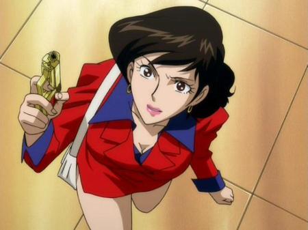 Fujiko Mine, une voleuse manipulatrice