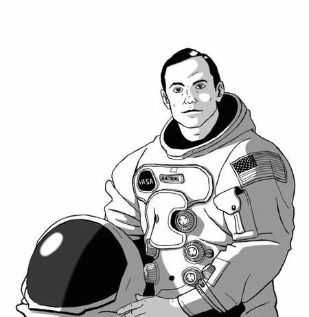 Neil Armstrong, un grand homme modeste