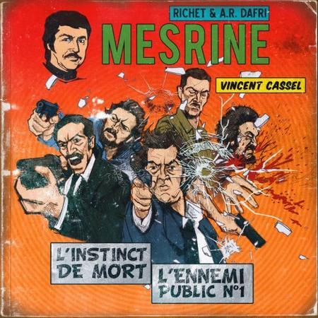 Jacques Mesrine, l'ennemi public n°1
