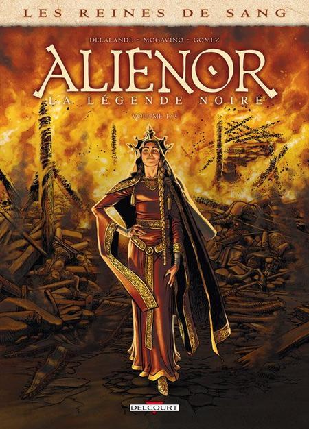 Aliénor d'Aquitaine, une femme tenace dans une époque de tensions