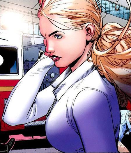 Sharon Carter, l'Agent 13 du SHIELD