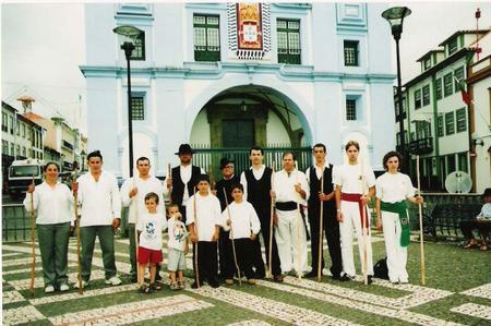 """Le """"Jogo do pau"""" : un art martial typiquement portugais"""
