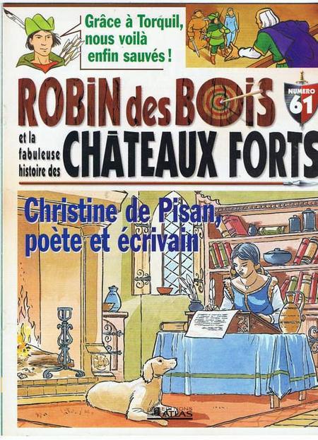 Christine de Pisan, une femme qui a su se faire une place par ses écrits