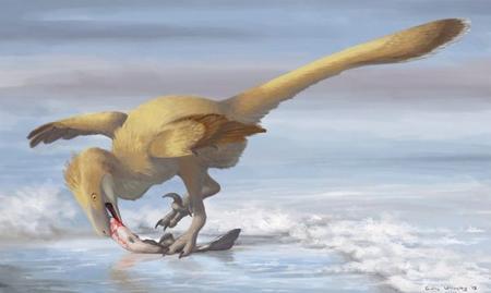 Deinonychus, un dinosaure des plus sociable