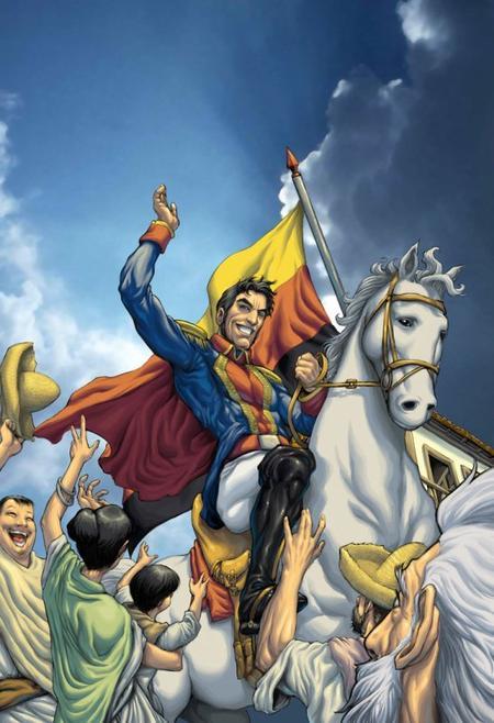"""Simón Bolívar, le """"Libertador"""""""