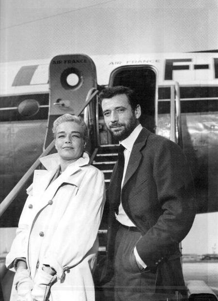 Simone Signoret, une actrice engagée