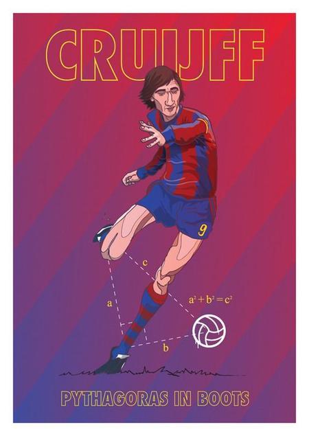 Johan Cruyff, le «Hollandais volant»