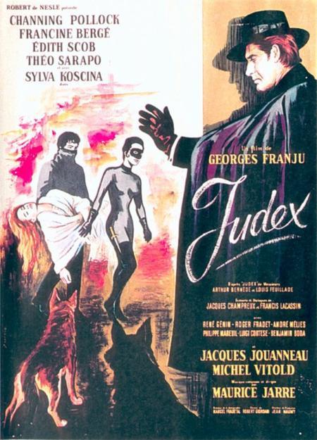 Judex, l'inspirateur des héros de pulps