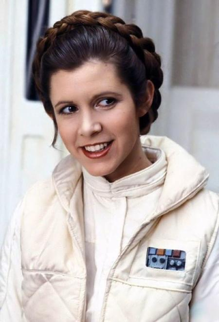 Carrie Fisher : une actrice aux multiples facettes