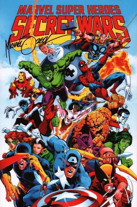 Secret Wars, le comics épique de Marvel