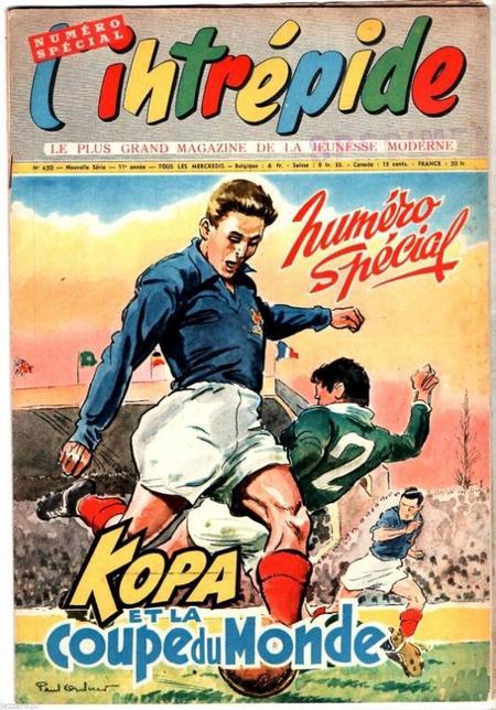 """Raymond Kopa, le """"Napoléon"""" du football"""