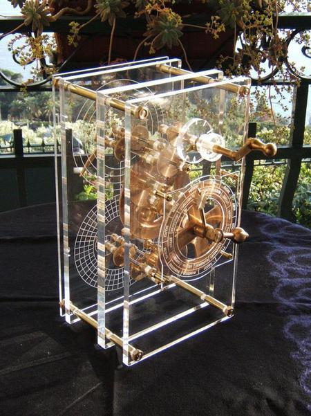 La machine d'Anticythère, le premier calculateur mécanique
