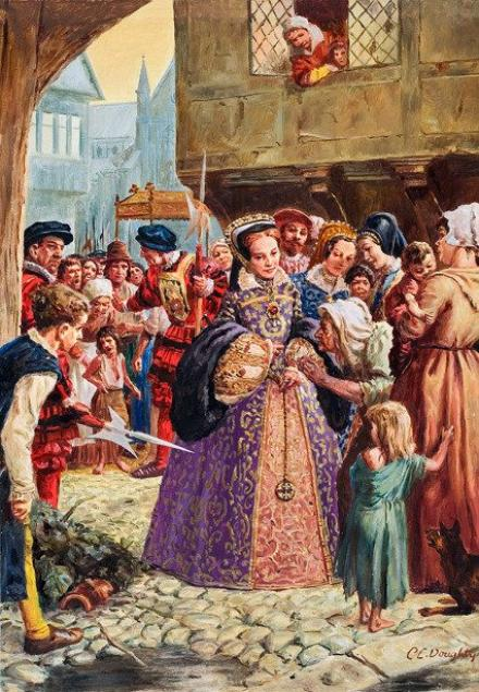 Marie la Sanglante ? : une vision surfaite