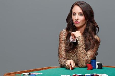 Molly Bloom, la «princesse du poker»