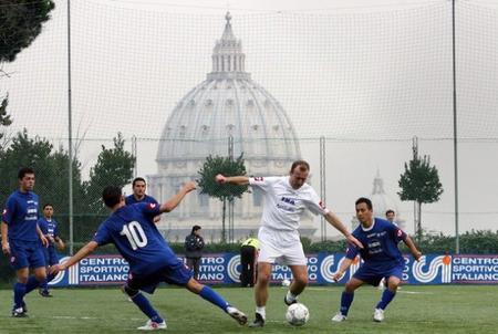La Clericus Cup : une Coupe du monde ecclésiastique très suivie