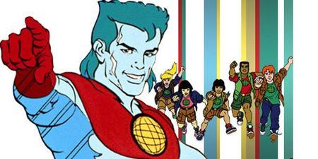Captain Planet, le super héros protecteur de l'environnement