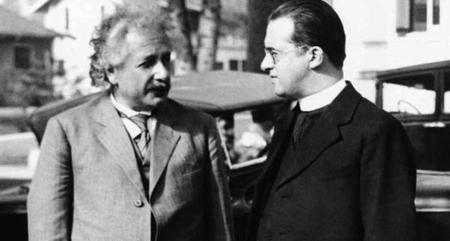 George Lemaitre, le «père» du big bang